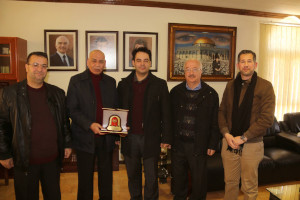 Czech Academy of Sciences visits Mu'tah University